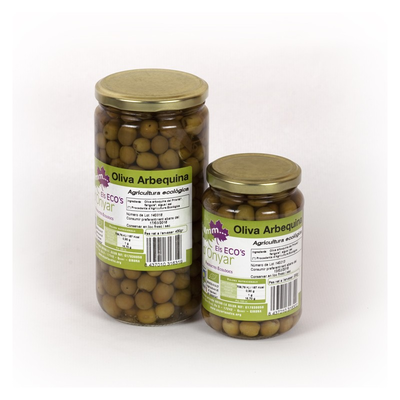 Olives arbequines Eco F. Onyar 200gr