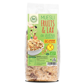 Muesli fruits & lax sense gluten